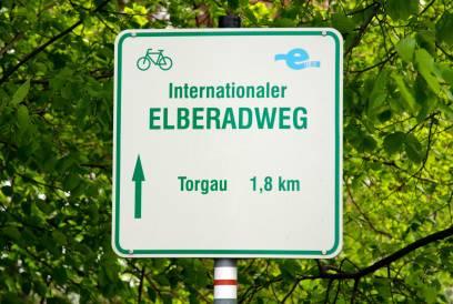 Der Elberadweg verläuft 860 Kilometer zwischen Cuxhaven und dem Riesengebirge