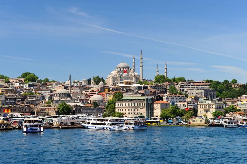 Istanbul hat etwa 15 Millionen Einwohner