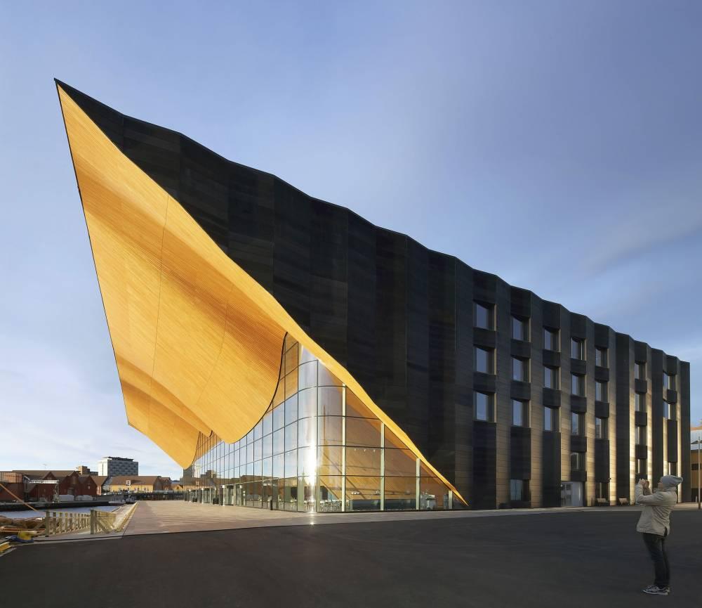 Kilden Performing Arts Centre, Kristiansand