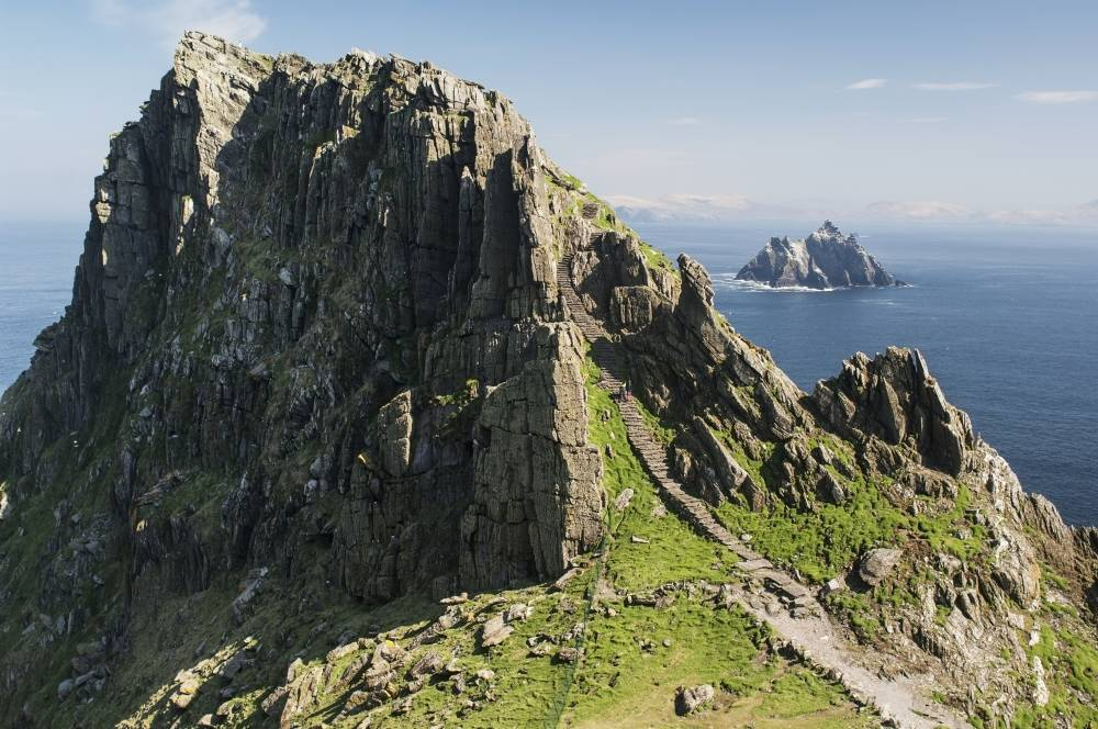 Die irische Skellig Michael