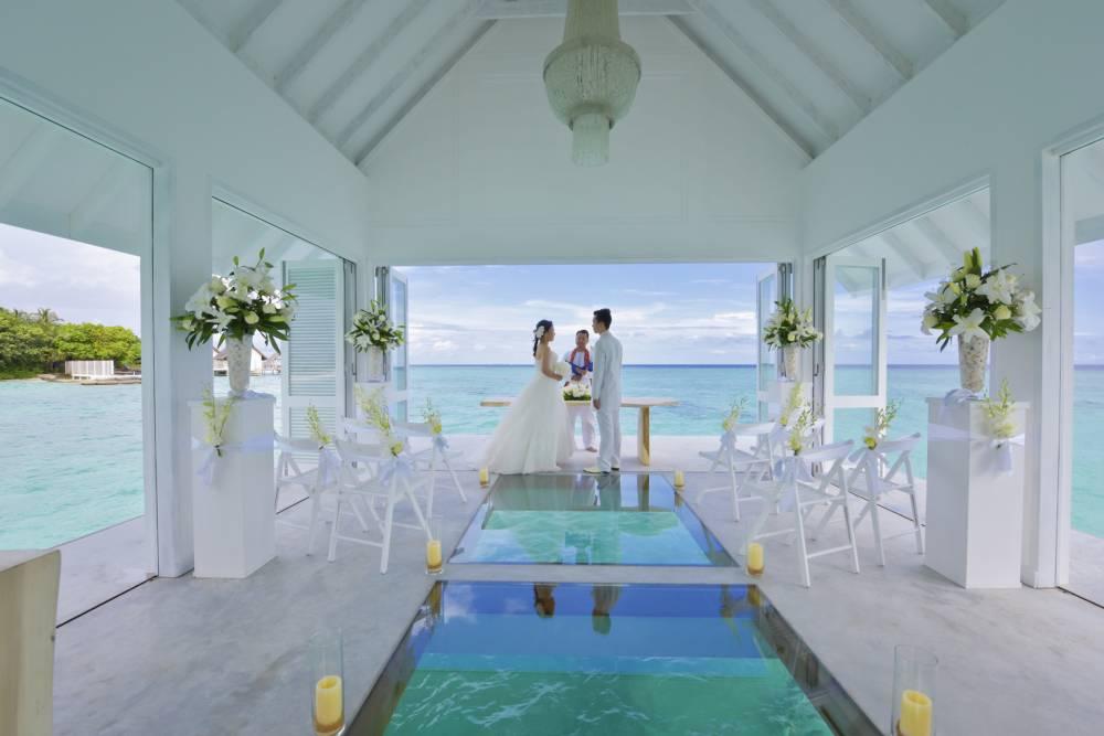 Hochzeit Auf Den Malediven Wo Sie Auf Dem Ozean Heiraten Konnen