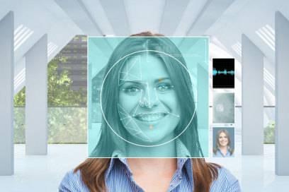 Gesichtserkennungssoftware wird den Reisepass in Zukunft überflüssig machen