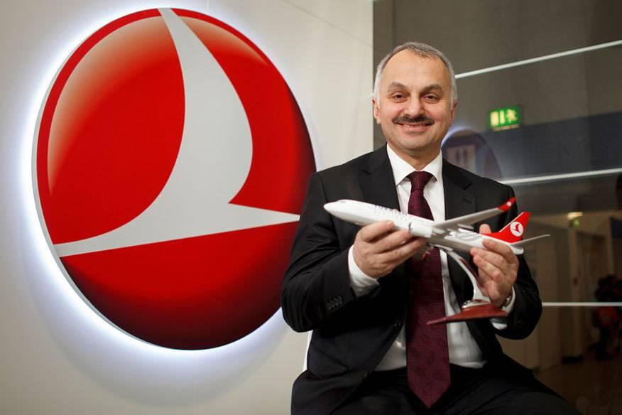 Seit 2005 steht Temel Kotil an der Spitze von Turkish Airlines. Seine Erfolgsbilanz ist bemerkenswert: 2002 flogen 10 Millionen Passagiere mit der Linie, 2013 waren es fast 50 Millionen