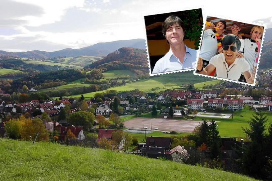 Jogi Löw Wittnau Der Heimatort Unseres Wm Trainers Travelbook