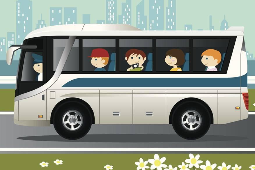 Wieder hip: Rund neun Millionen Menschen sind jährlich mit dem Fernbus auf Deutschland-Reise