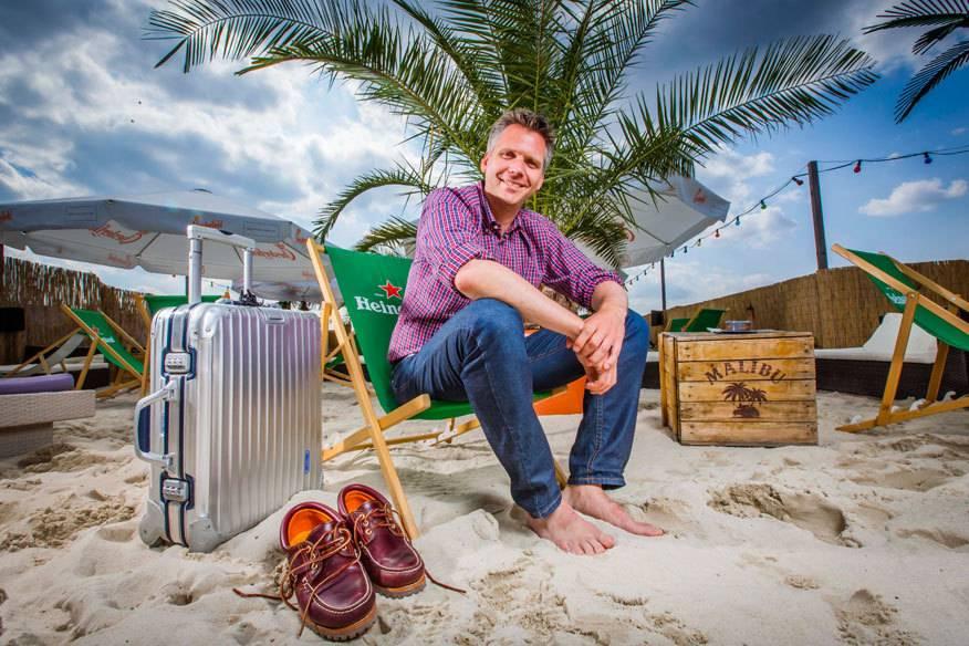 Der Urlaubs-Inspektor Christian Voss (39) hilft, wenn Ihr Urlaub zur Pleite wird