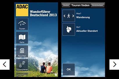 ADAC Wanderfüherer