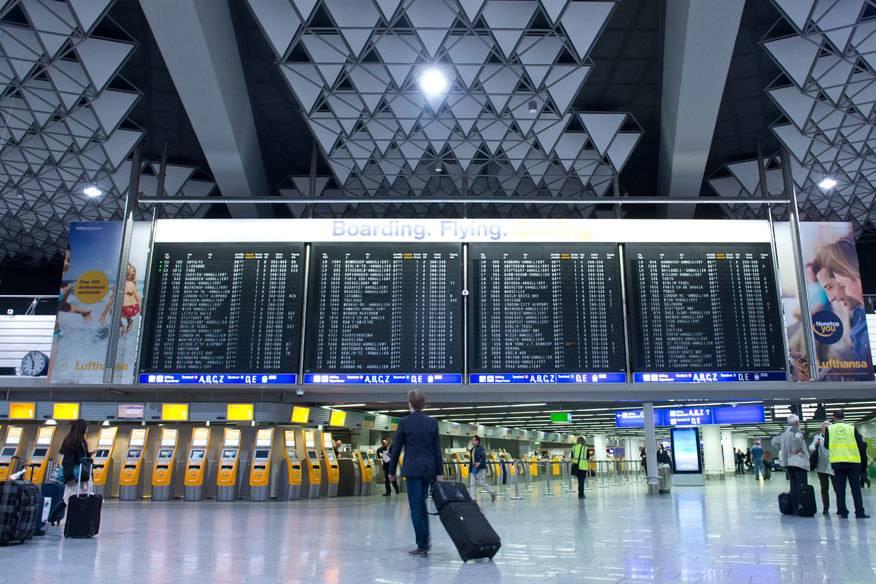 Am Freitag streiken die Lufthansa-Piloten erneut, rund 25.000 Passagiere sind betroffen