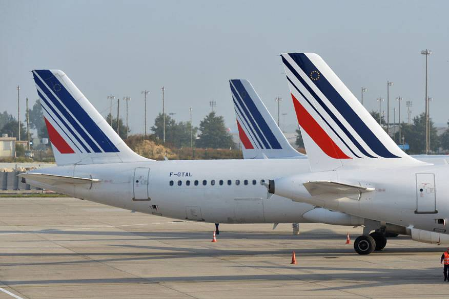 Und sie fliegen nicht: Air France verlängerte seinen Streik und behält seine Flieger größtenteils am Boden