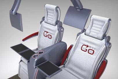 """""""Orion"""" heißt dieser Entwurf von Airgo. Aufgrund seines neuartigen Designs ist er aber noch weit von der Produktionsreife entfernt"""