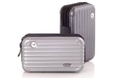 Bei Ebay begehrt: die Rimowa-Koffer der Lufthansa