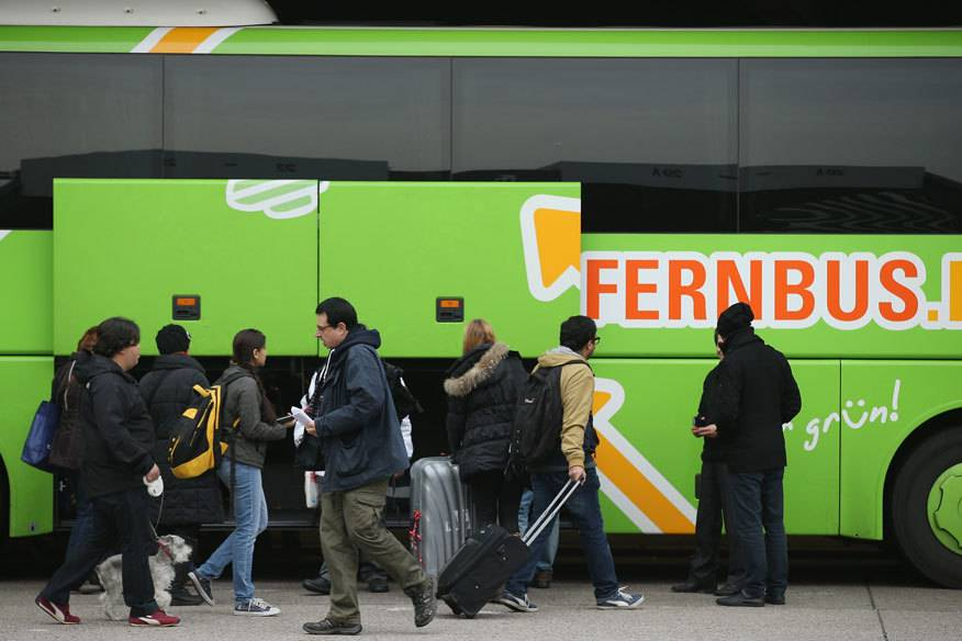 Vier Tage lang werden Bahn-Kunden auf andere Transportmittel wie Fernbusse ausweichen müssen