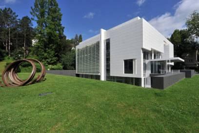 Das Museum Frieder Burda in Baden-Baden