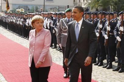 Der Antrittsbesuch von Barack Obama als US-Präsident führte in 2009 nicht etwa nach Berlin, sondern nach Baden-Baden, wo damals der Nato-Gipfel stattfand. Hier traf er auch Bundeskanzlerin Angela Merkel