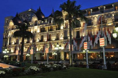 Das Hôtel de Paris in Monaco: historisch, nobel, exklusiv – Multi-Millionäre schätzen den Luxus