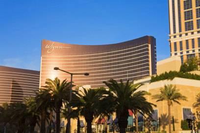 Das Wynn Hotel in Las Vegas bildet das Schlusslicht im Reichen-Ranking