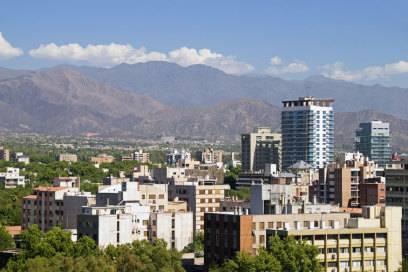Die Hauptstadt des argentinischen Weins: Mendoza