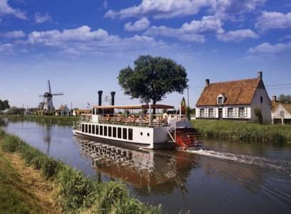 Kreuzfahrt in den Niederlanden
