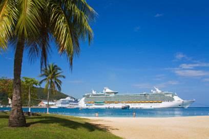 Turtle Beach auf Jamaika