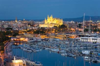 Die Hauptstadt der Deutschen liebsten Insel: Palma de Mallorca