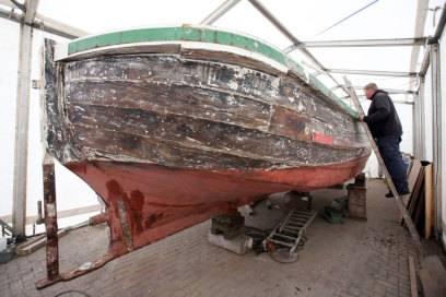 Werden die Ausboot-Boote nun selbst ausgebootet?