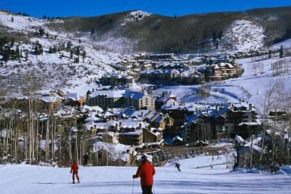 Winterwunderland mit Sportlerherz: Nicht nur Freizeitfahrer finden inBeaver Creek gute Bedingungen