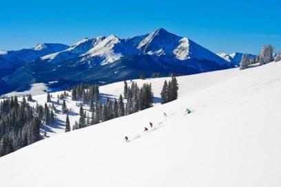 """Talschüsseln zum Skifahren: Bis zu drei Kilometer breit sind die sogenannten """"Back Bowls"""""""