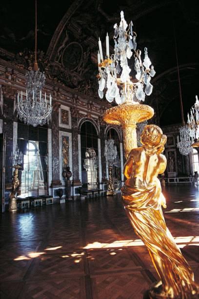 Der Spiegelsaal im Schloss Versailles