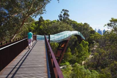 1872 gegründet und größer als der Central Park: der Kings Park im australischen Perth
