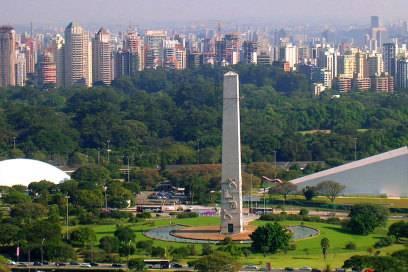 Was für New York der Central Park ist, ist der Parque do Ibirapuera für São Paulo