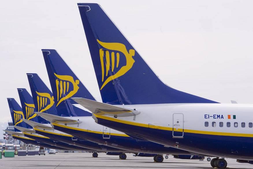 Ryanair möchte demnächst mit Gebührenermäßigungen und verbesserten Dienstleistungen bei den Fluggästen punkten