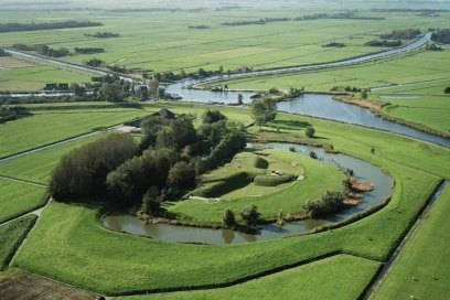 Geschütztes Fort: Die Festungsanlagen De Stelling van Amsterdam stehen auf der UNESCO-Weltkulturerbeliste.