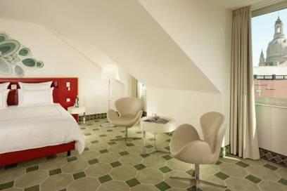 Swissôtel In Dresden Eine Nacht Im Besten Hotel Deutschlands