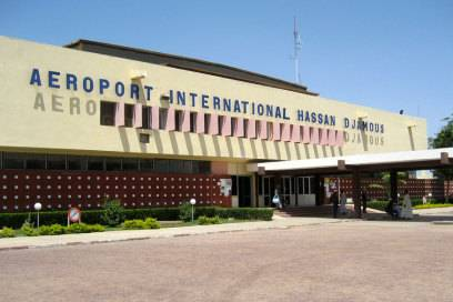 Flughafen N'Djamena im Tschad