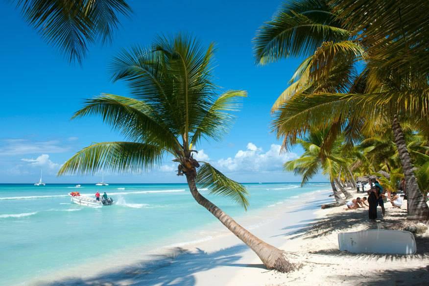 Saona ist auch als Bounty-Insel bekannt, weil hier der Werbespot für den Schokoriegel gedreht wurde