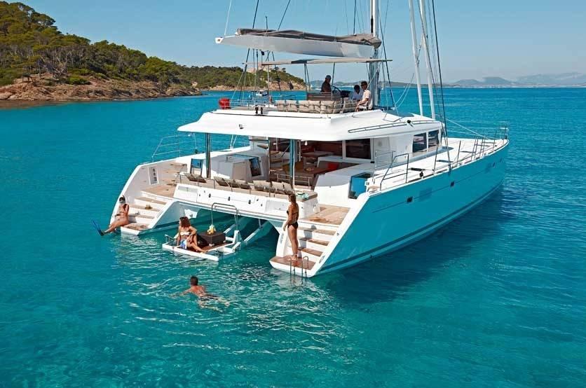 Katamaran segeln luxus  8 Boote für Ihren Traumurlaub in Kroatien   TRAVELBOOK