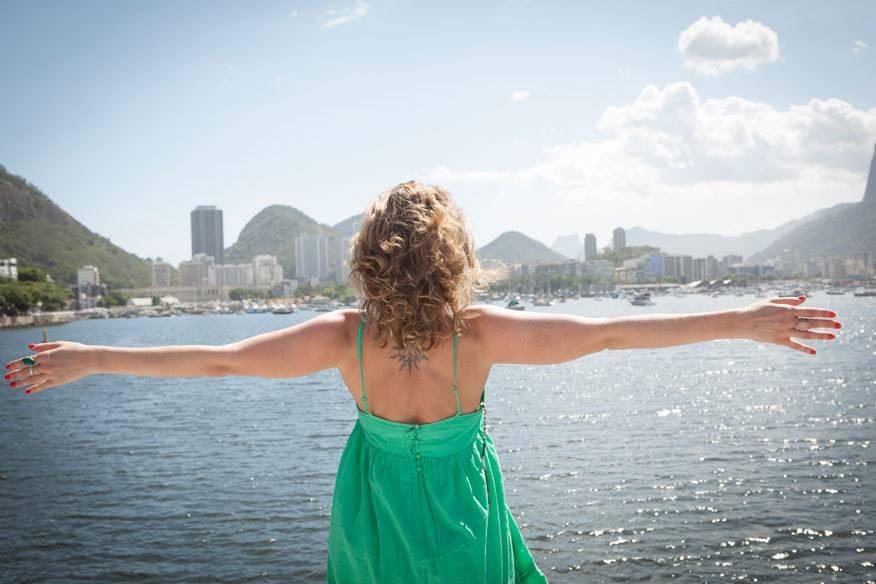 """""""Cidade maravilhosa"""", wunderbare Stadt, wird Rio genannt. Und sie bietet viele Gründe, immer wieder zu ihr zurückzukehren"""