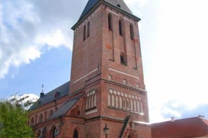 Die Johanneskirche ist ein typisches Beispiel für die Backsteingotik – und ist ein Stück Architekturgeschichte Tartus