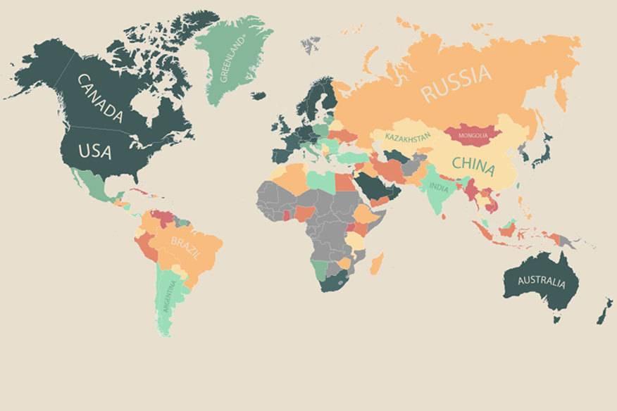 In diesen Ländern lebt es sich am besten