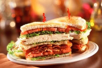 So sollte ein Clubsandwich aussehen. Aber wie viel sollte es kosten?