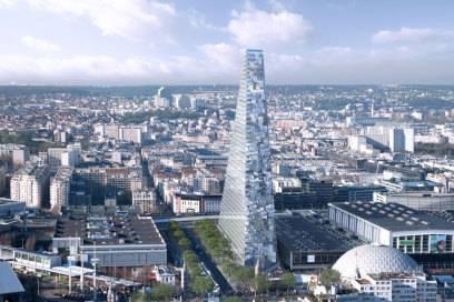 """Selbst die Unesco warnte vor dem Bau neuer Wolkenkratzer und nannte Paris """"eine der seltenen erhaltenen horizontalen Städte"""""""