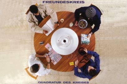 """Das Freundeskreis-Album """"Quadratur des Kreises"""""""
