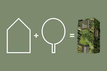 Die Formel Für Den Öko Bau: Haus + Baum U003d Baumhaus