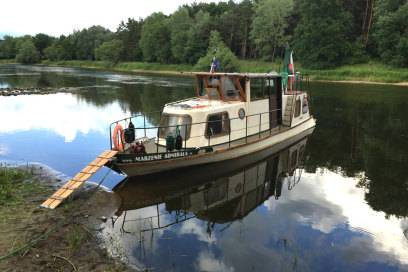 gro polnischer ring europas neues hausboot revier in polen travelbook. Black Bedroom Furniture Sets. Home Design Ideas