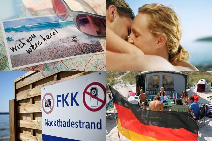 Fkk bilder deutsche FKK Bilder