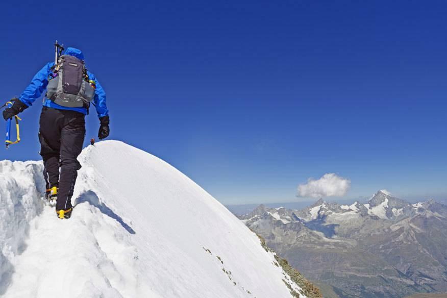 Einige Routen in den Alpen eignen sich auch für Hochtouren-Einsteiger. Wir stellen 7 besonders schöne Touren vor
