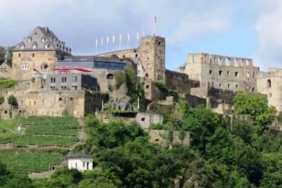 """Burg Rheinfels war einst die """"mächtigste Festungsanlage"""" am Rhein"""
