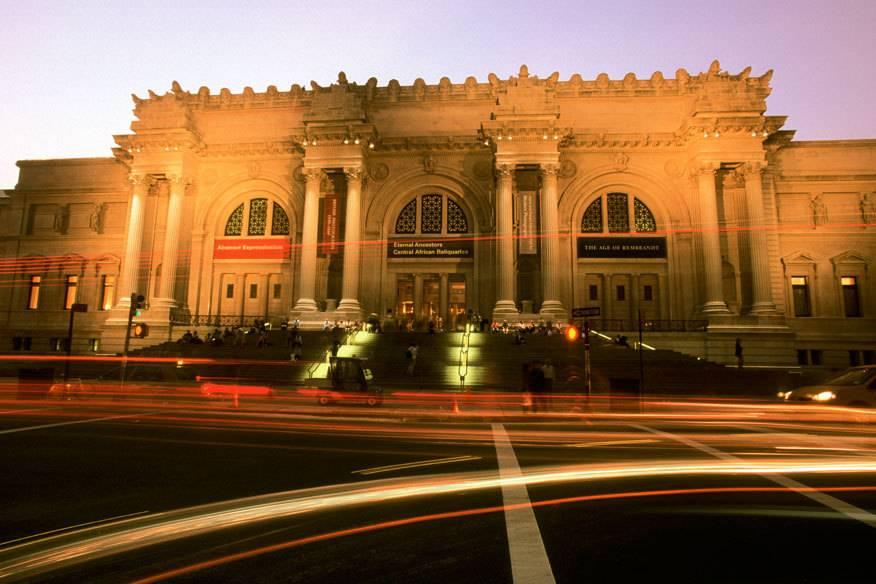 Das beliebteste Museum der Welt steht in New York und heißt Metropolitan Museum of Art, kurz: Met