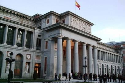 Das Museo del Prado in Madrid