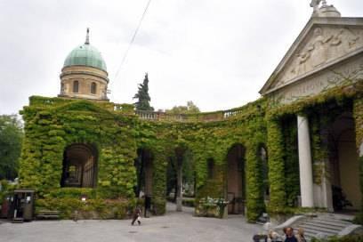 Morbider Charme: der Mirogoj-Friedhof in Zagreb